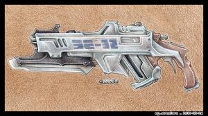 Gun 03 PENCIL