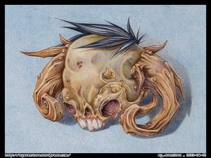 Bonehead 15 PENCIL