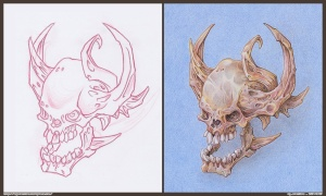 Bonehead 0019 PENCIL