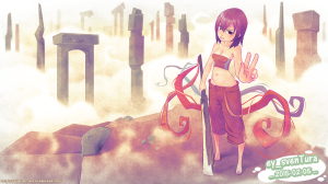 Ruins in the Fog VECTOR_2