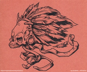 Bonehead 20 INK