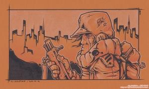 Trooper INK+PENCIL