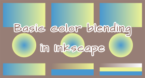 Color blending example