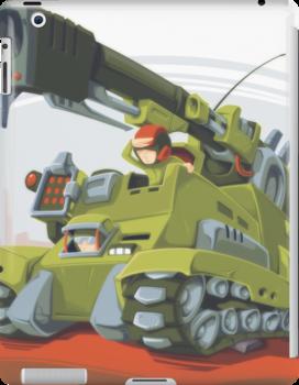 Desert Tank SHOP