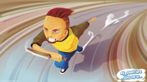 Ninja Go Fast! VECTOR