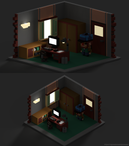 Room VOXEL