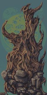 Dead Tree PIXEL
