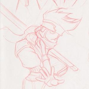 Ninja! SKETCH