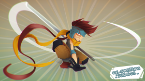 Ninja! VECTOR