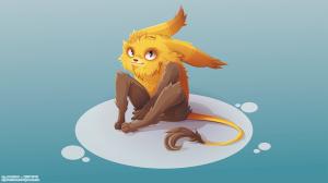 Fluffy VECTOR