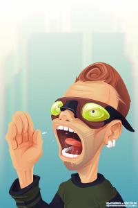Shout! VECTOR