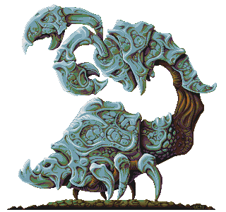 Crustacean PIXEL