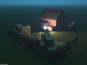 Farm VOXEL