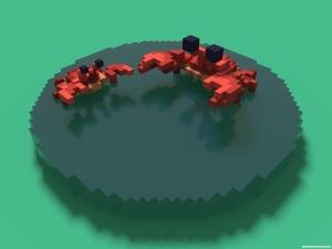Crabs VOXEL