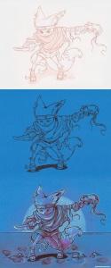 Fox Raider STEPS
